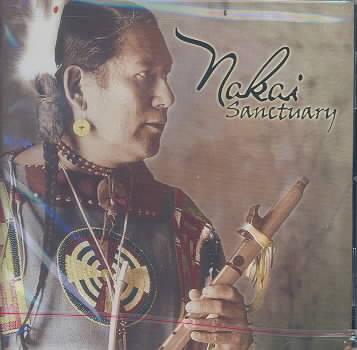 SANCTUARY BY NAKAI,R. CARLOS (CD)