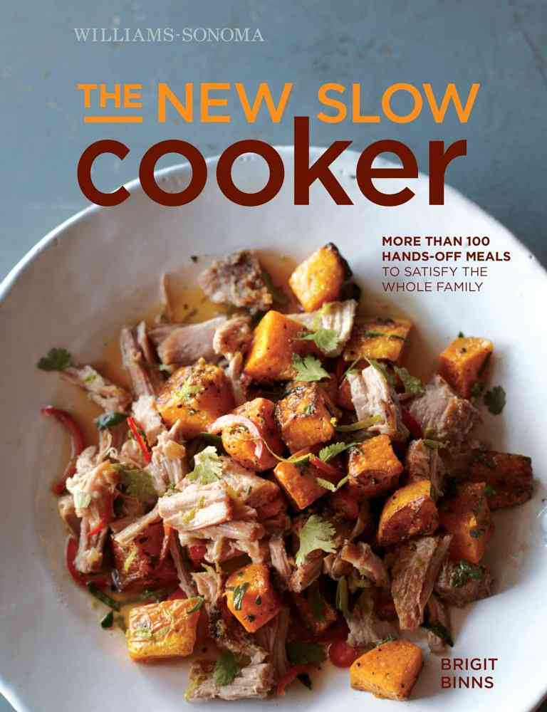 The New Slow Cooker By Binns, Brigit Legere